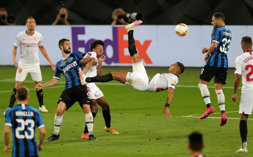 UEFA Avropa Liqasının finalındakı qələbə qolunun müəllifini dəyişdirdi
