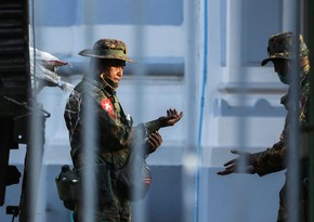 Military to hold elections in Myanmar