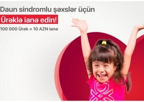 """Kapital Bank və """"Qırmızı Ürəklər"""" uşaqlar üçün sosial aksiya keçirib"""