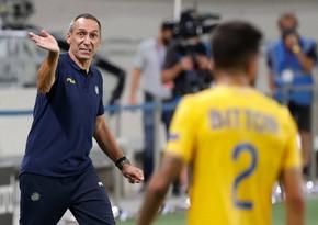 Главный тренер израильского клуба: постараемся победить Карабах
