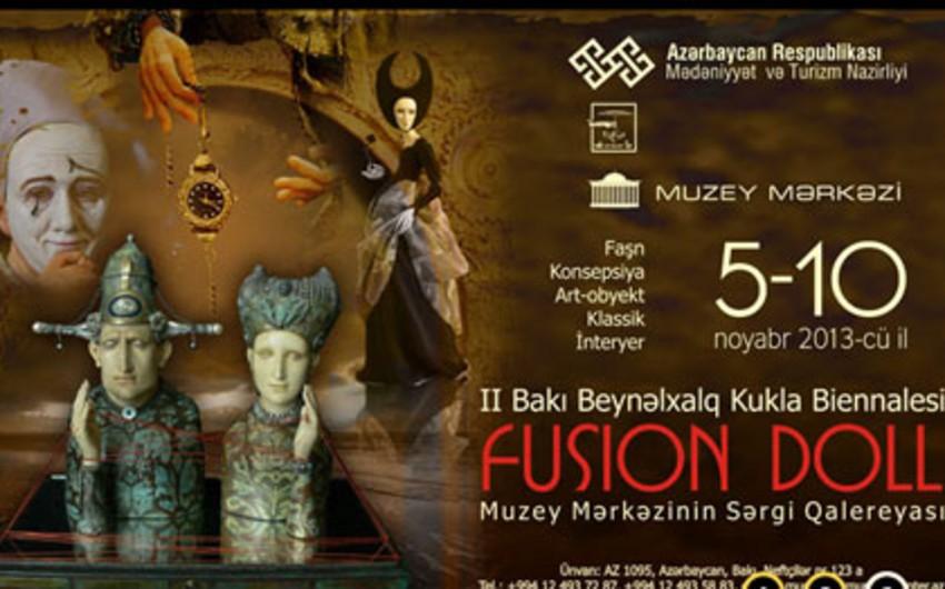Fusion Doll III Bakı Beynəlxalq Kukla Biennalesi keçiriləcək