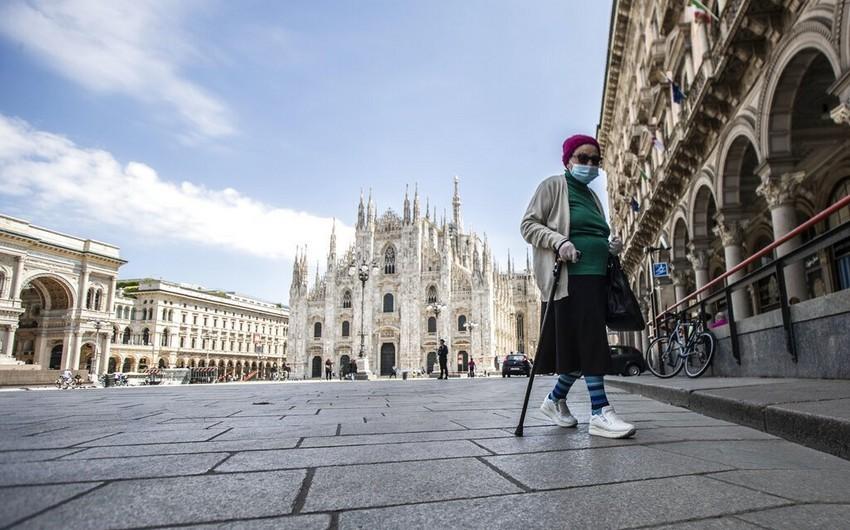 İtaliyada bir gündə 8 000-dən çox pasiyent koronavirusdan sağalıb