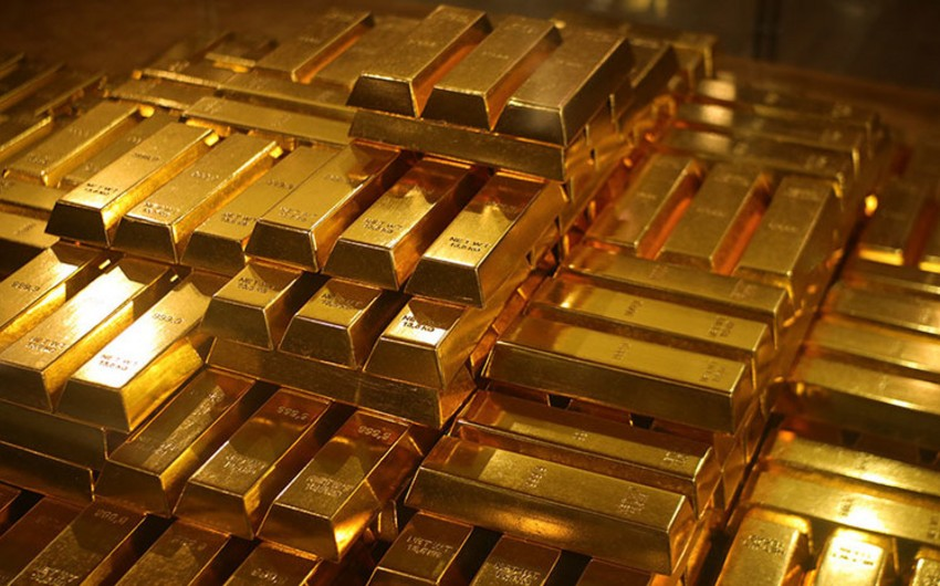 В мире рекордно рухнул спрос на золото