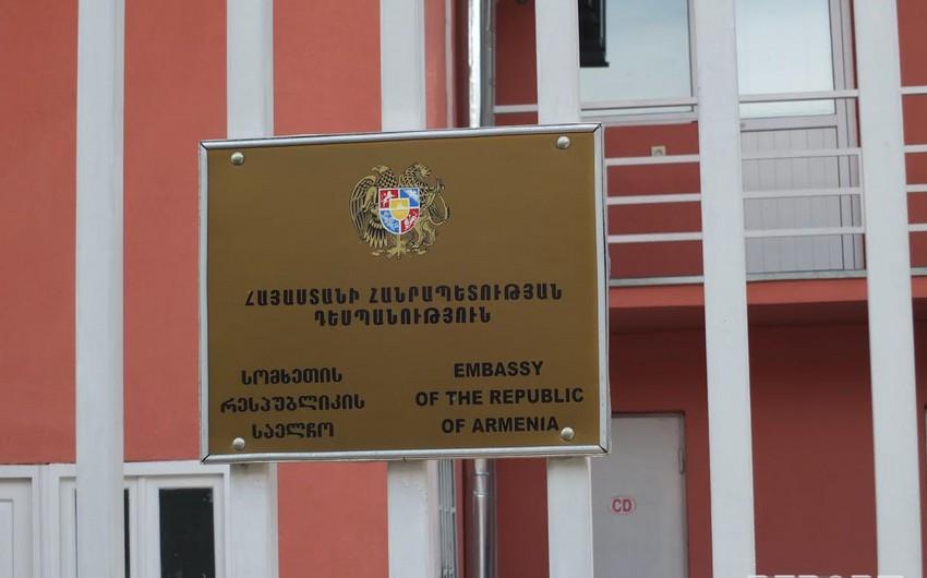 KİV: Ermənistanın Gürcüstana təyin edilən yeni səfirinin adı məlum olub