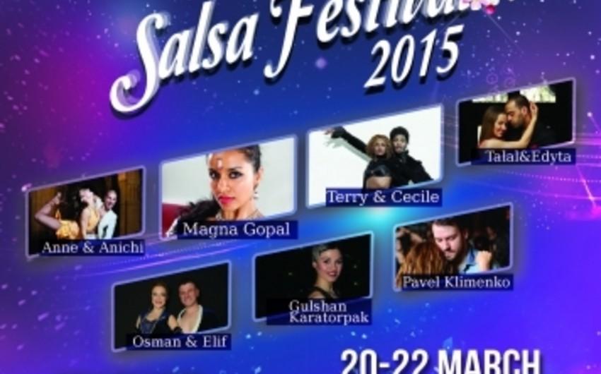 Baku hosts Novruz Salsa Festival