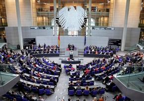 German parliament rejects bill on arms embargo on Turkey