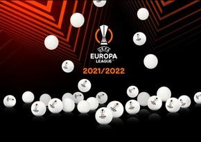 Лига Европы: Сегодня состоится жеребьевка группового этапа