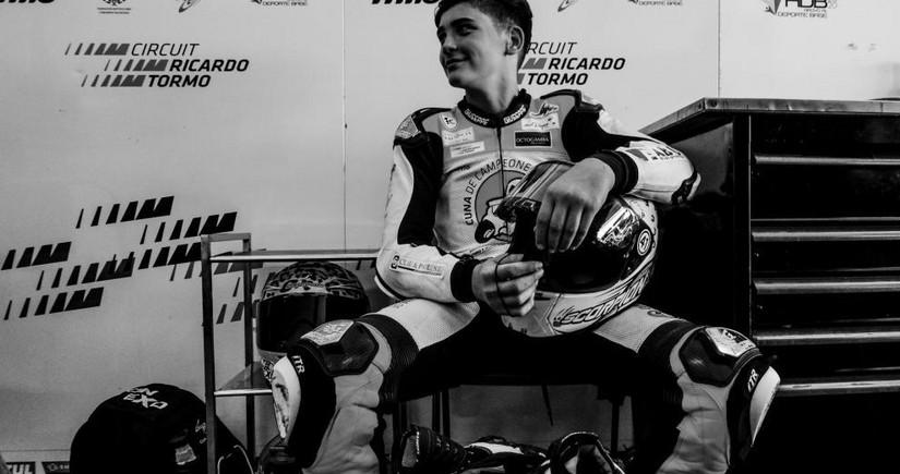 14 yaşlı ispaniyalı motosikletçi yarış zamanı vəfat etdi
