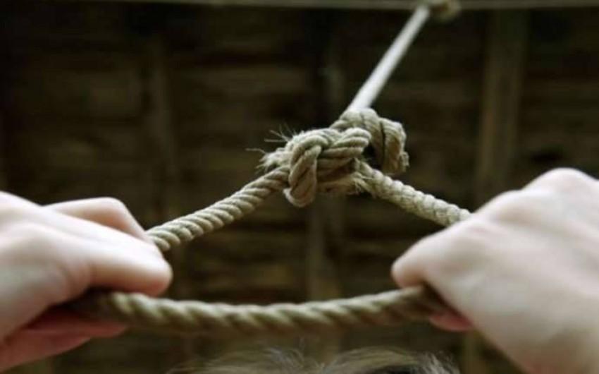 В Тюркане 31-летний мужчина покончил с собой