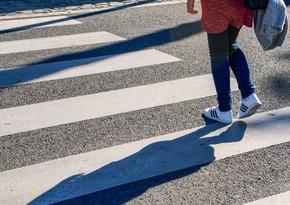 В Баку автомобиль сбил 20-летнюю девушку