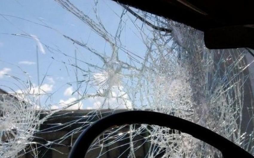 DİN Qaxda 2 nəfərin öldüyü, 9 nəfər yaralandığı yol qəzası barədə məlumat yayıb