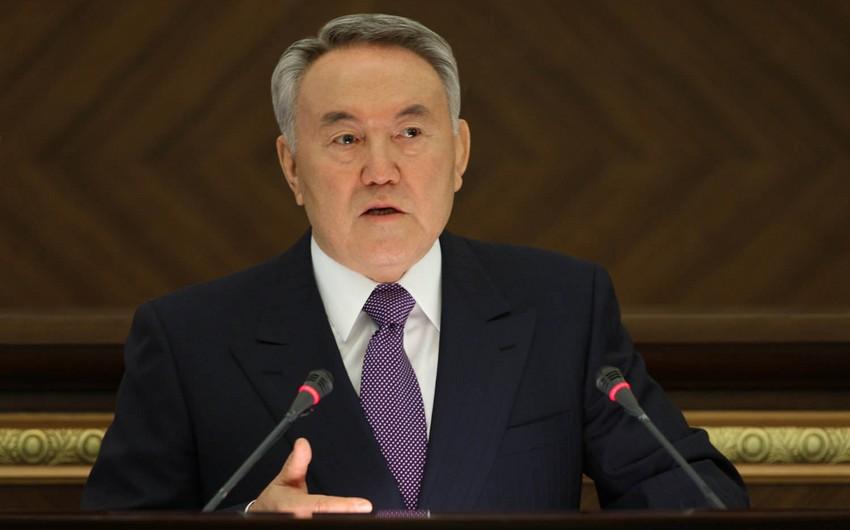 Nursultan Nazarbayev: Türkdilli Dövlətlərin Əməkdaşlıq Şurasına BMT və İƏT-də müşahidəçi statusu almaq vacibdir