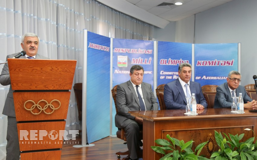 Rövnəq Abdullayev Azərbaycan Cüdo Federasiyasının prezidenti seçilib - FOTO