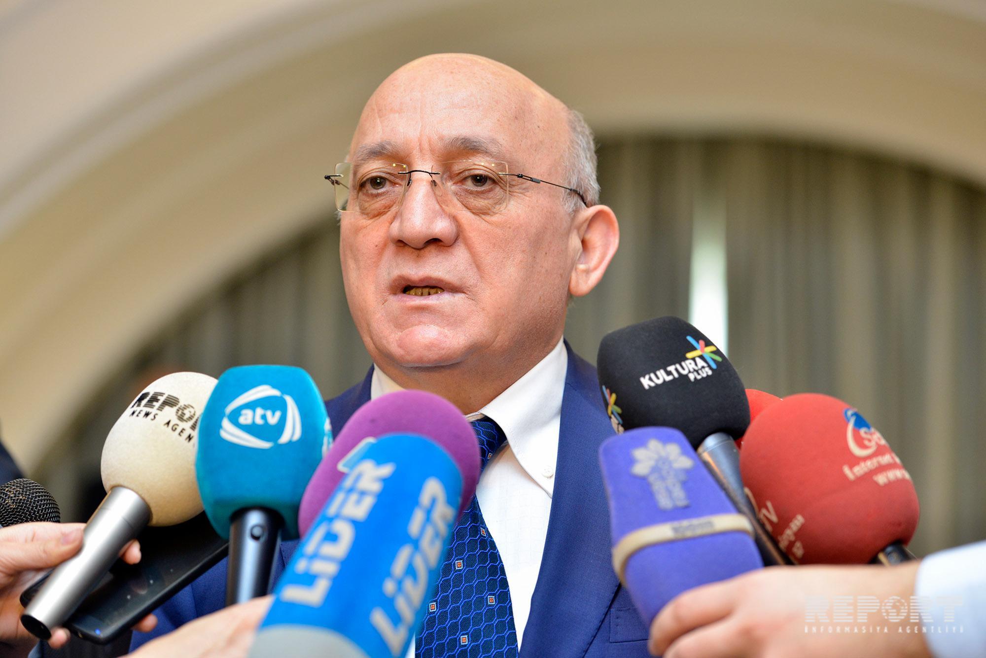 Мубариз Гурбанлы прокомментировал вопрос о неоказании помощи религиозным структурам согласно Положению Госкомитета