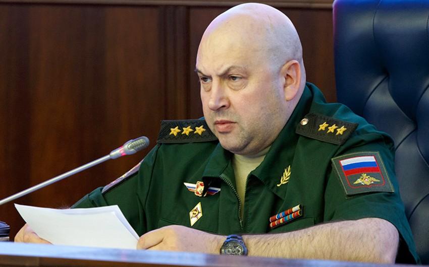 Rusiya Kosmik Hava Qüvvələrinə yeni rəhbər təyin olunub