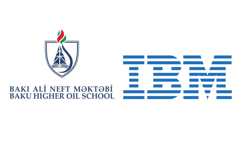 World giant IBM will cooperate with Baku Higher Oil School