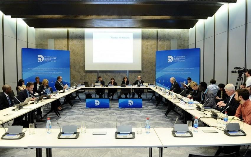 UNESCO-nun rəsmisi: Gələn il Bakıda keçiriləcək Ümumdünya Mədəniyyətlərarası Dialoq Forumuna hazırlaşırıq
