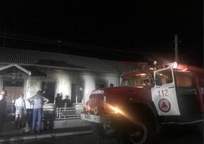 Армяне устроили беспорядки в Грузии, подожгли пять зданий