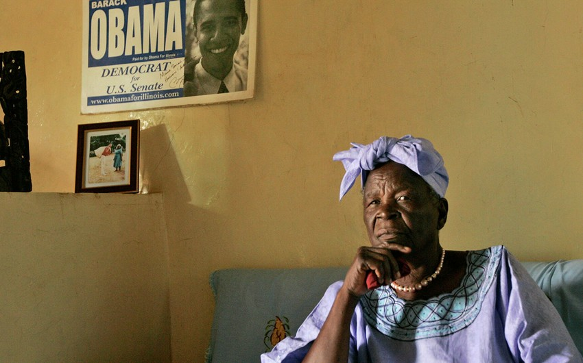 Barak Obamanın nənəsi vəfat edib