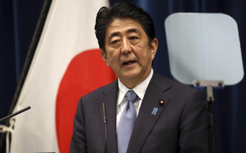 Yaponiyanın Baş naziri Şimali Koreya lideri ilə görüşmək istəyir