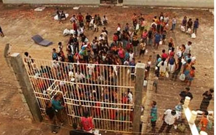 В результате тюремного бунта в Бразилии погибли 10 человек - ОБНОВЛЕНО