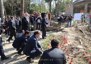 Diplomats, military attaches, representatives of international organizations visit Ganja