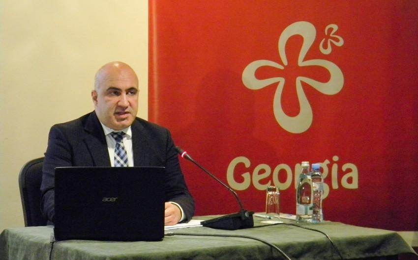 Gürcüstanın Milli Turizm Administrasiyasının rəhbəri yeni vəzifəyə təyin olunub