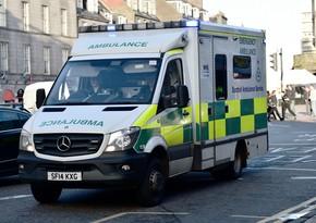 Şotlandiyada partlayış zamanı bir neçə nəfər xəsarət alıb