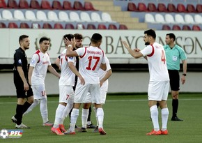 Премьер-лигаАзербайджана: Кешля покинула последнее место