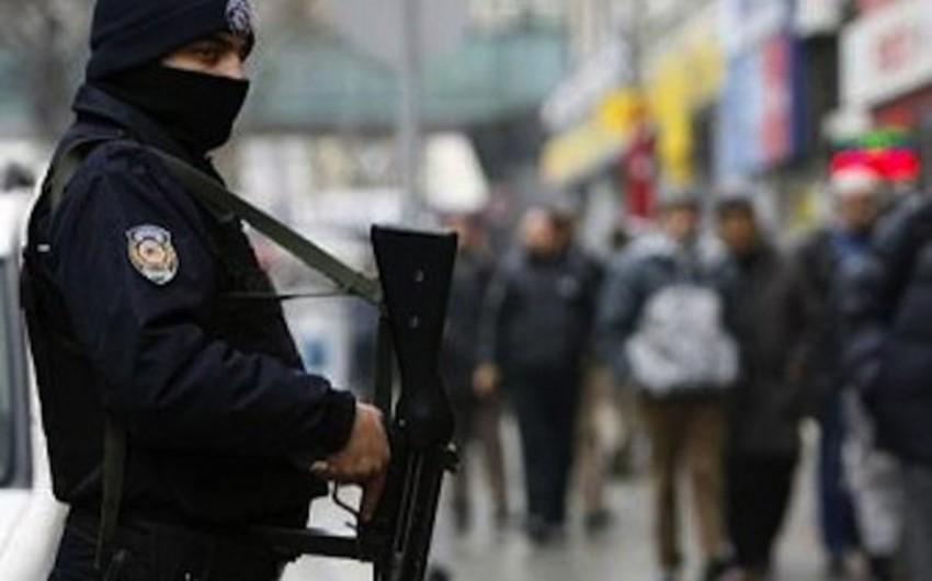 Türkiyədə terror aktı nəticəsində 2 polis ölüb, 5 nəfər yaralanıb