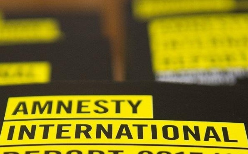Amnesty International accuses France and other countries of human rights abuses