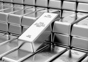 Azərbaycanda gümüş istehsalı artıb