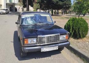 Lənkəranda 90 yaşlı kişini avtomobil vuraraq öldürüb