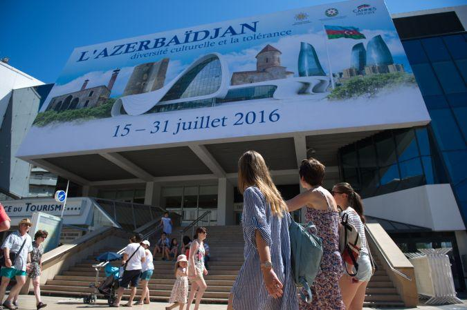 Heydar Aliyev Foundation launches promotional exhibitions in Cannes