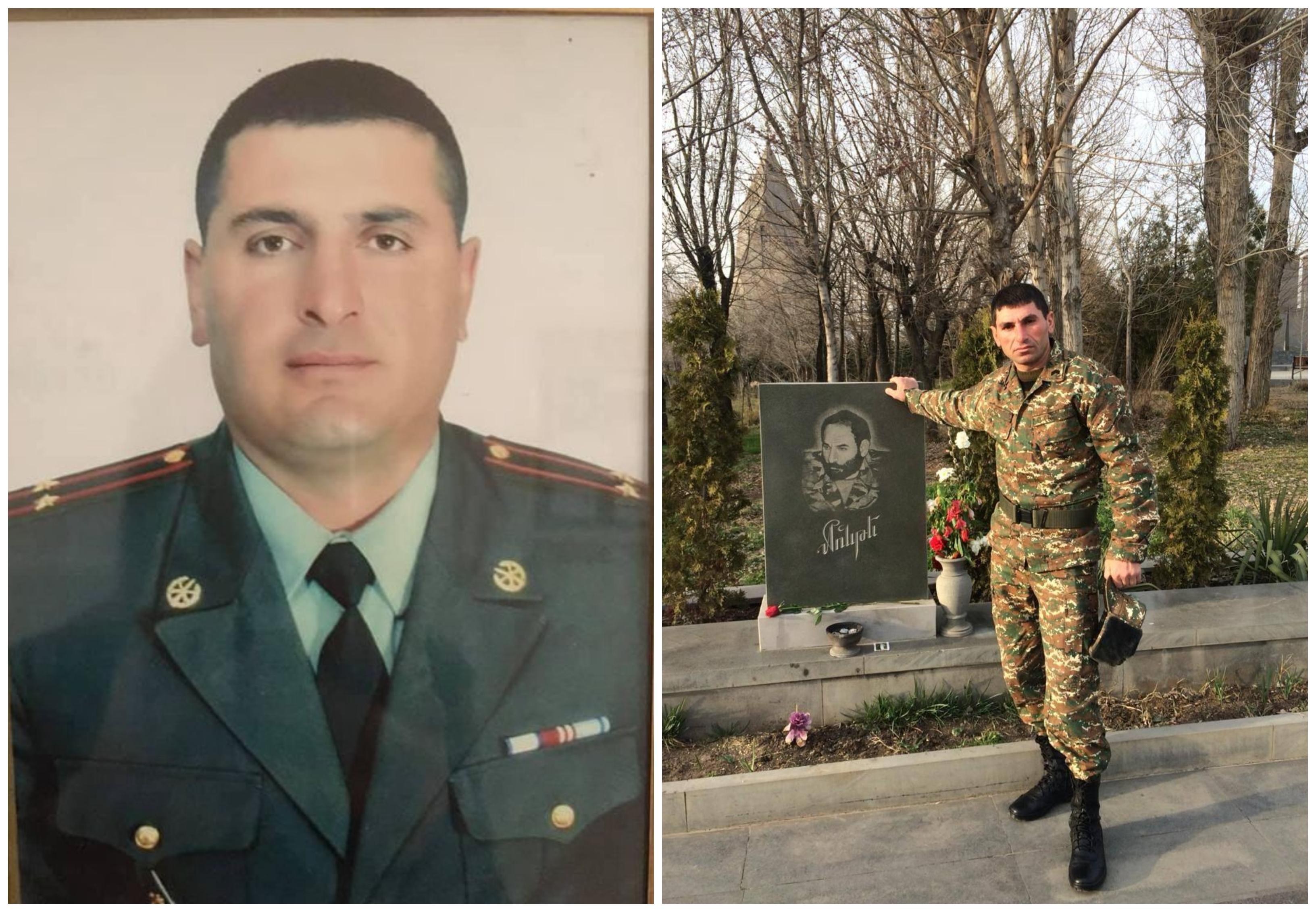 Arman Dermeyan və Samvel Qriqoryan