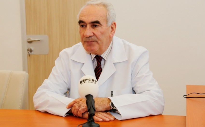 Azərbaycanın baş pediatrı: Bu gün köhnə metodla işləyən həkimlər var - MÜSAHİBƏ