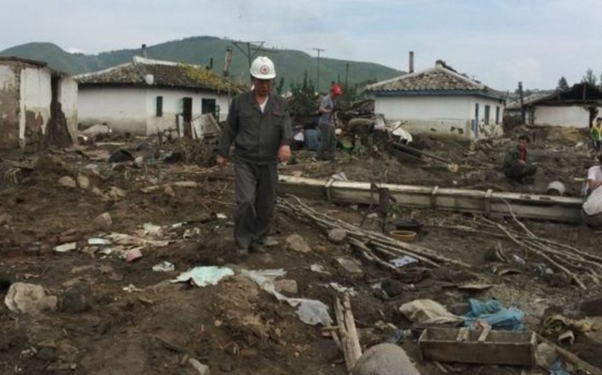 ICRC: North Korea on verge of humanitarian disaster due to flooding