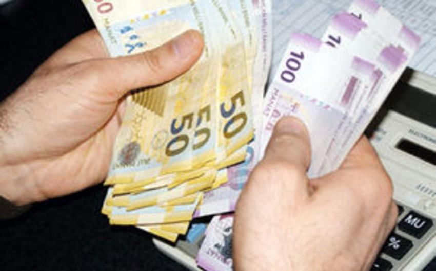 Azərbaycan əhalisi kredit faizlərinə 748 mln. manat xərcləyib