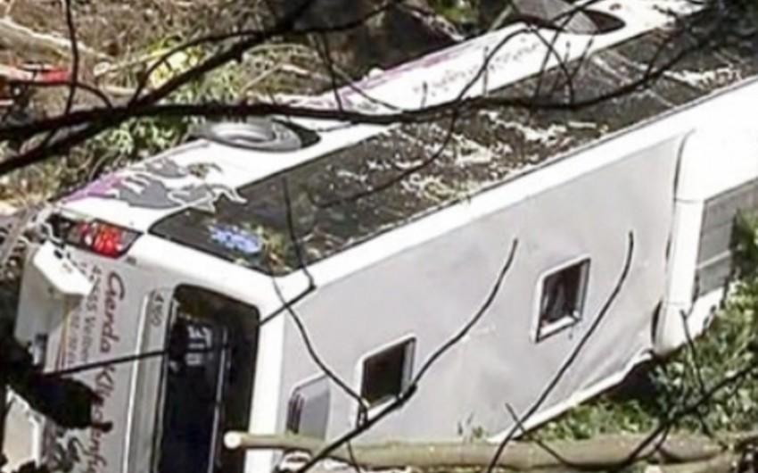 В Бразилии перевернулся автобус с туристами, погибло 14 человек