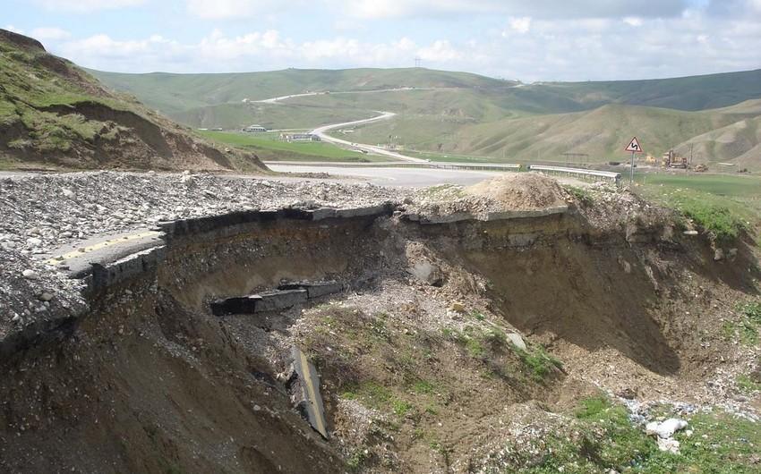 Abşeron yarımadasındakı sürüşmə zonalarının son vəziyyəti açıqlanıb