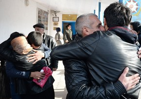 Execution of the pardon decree began in Azerbaijan