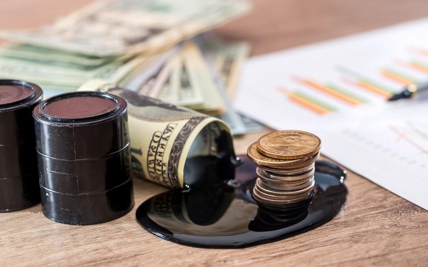 Brent neftinin qiyməti 65 dolları ötüb