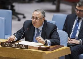 UN Security Council members informed about Armenian atrocities