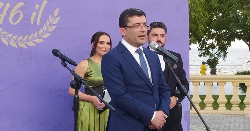MEDİA rəhbəri jurnalistlərə müraciət edib