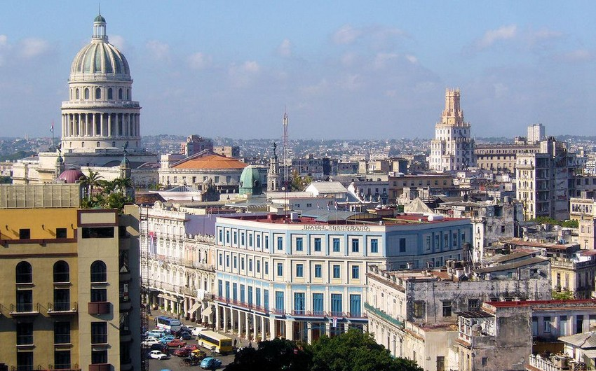 Kubanın bəzi adaları əcnəbi turistlər üçün açılır