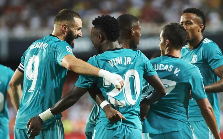 Реал Мадрид повторил рекордную беспроигрышную серию в гостевых матчах Ла Лиги