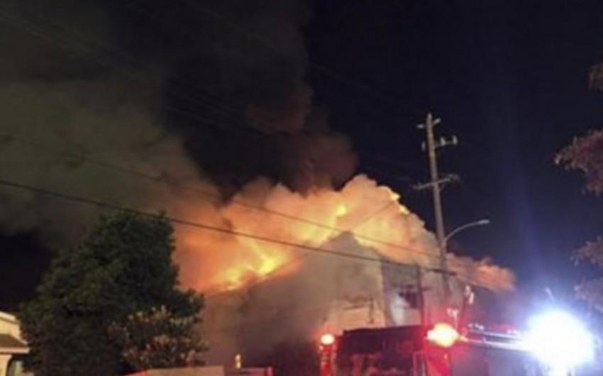 Число погибших при пожаре в Калифорнии возросло до 40 человек
