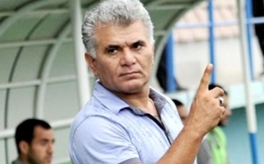 Əsgər Abdullayev: Oyundan öncə futbolçularla görüşdüm, sistemi dəyişdim