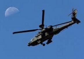 İraqda helikopter qəzaya uğrayıb, 5 nəfər ölüb