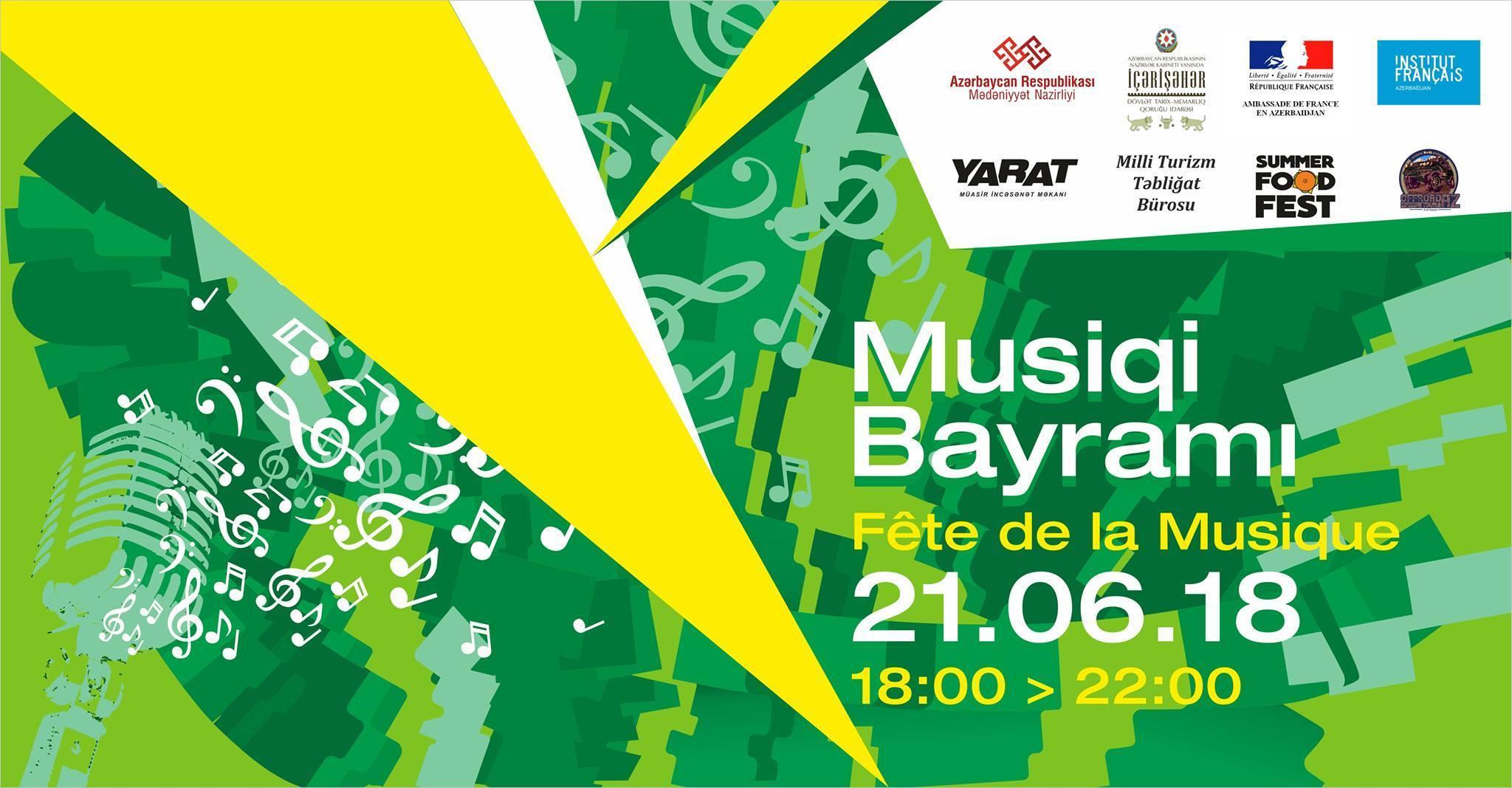 Baku to host Music Festival